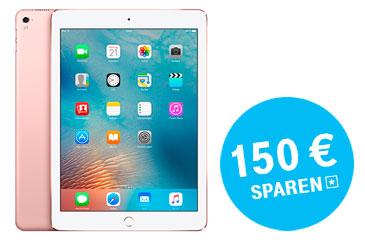 iPad mit 150,- € Rabatt
