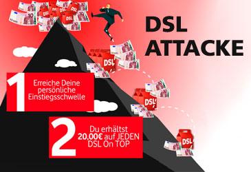 Vodafone DSL-Attacke