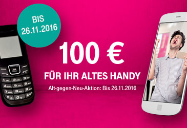 """Telekom """"Alt gegen Neu"""""""