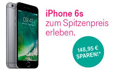 iPhone 6s zum Spitzenpreis