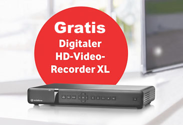 HD-Video-Recorder XL