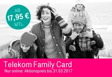 Telekom Family Card