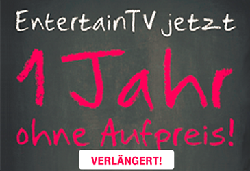 EntertainTV verlängert