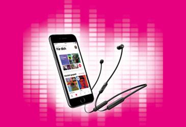 249,95 € beim iPhone 7 sparen + Beats Kopfhörer und 6 Monate Apple Music gratis