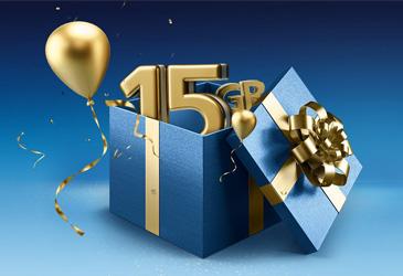15 GB Datenvolumen für o2 Bestandskunden geschenkt