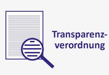 Ausweitung der Transparenzverordnung zum 1. Dezember