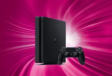 Telekom MagentaZuhause: Vertriebseinstellung der PlayStation 4