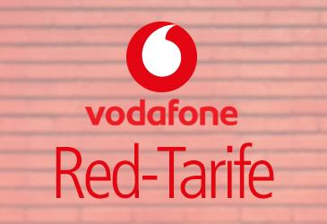 Red-Tarife von Vodafone Bestandskunden werden optimiert