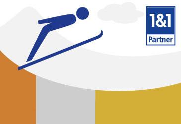 1&1 Skispringen Steigerungsrallye: Viele Partner erreichen den Goldstatus