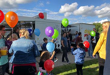 Dieses Jahr mal anders: Das TK-World Familiensommerfest 2018