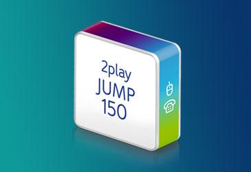 Ab dem 02.07.2018: Unitymedia 2play JUMP 150 für nur 19,99 €/Monat