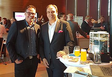 ROBIOTIC auf dem Geschäftskunden-Partnertag der Telekom in Bonn