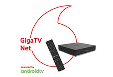 Neu: Vodafone GigaTV Net