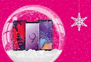 Goldener Dezember für Ihre Telekom Mobilfunk-Neukunden