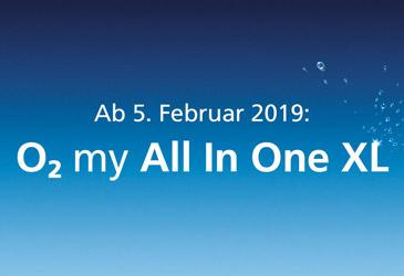 o2 my All In One XL: Mobilfunk und Festnetz ohne Grenzen