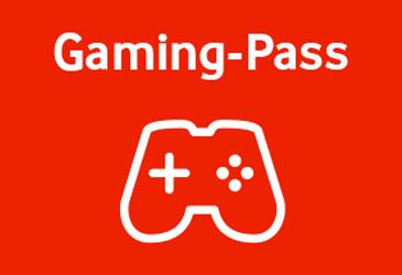 Neu: Vodafone Gaming-Pass