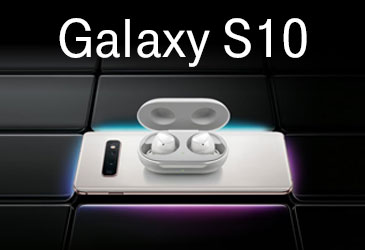 Samsung Galaxy S10 Smartphones bei den Netzbetreibern