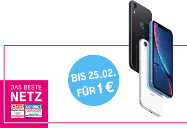 MagentaMobil: Smartphones nur 1,- €
