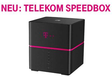 Telekom Speedbox - WLAN zum Mitnehmen