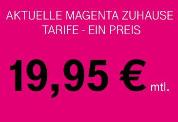 Verlängert! Viele Festnetzangebote für 19,95 €
