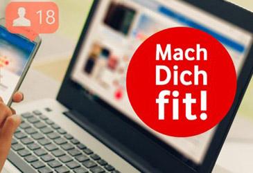 Vodafone Webinar: Kunden über soziale Medien gewinnen