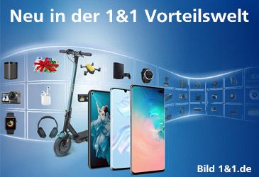 1&1 All-Net-Flat: Vorteilswelt jetzt mit 24 Monaten Tidal Premium für 1,- €