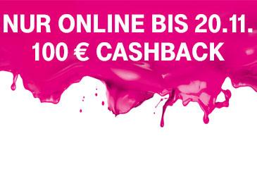 Telekom: Rechnung hochladen und 100,- € sichern