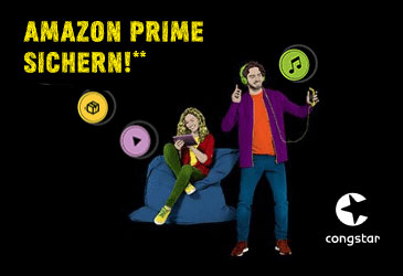 congstar ALLNET FLST mit Amazon Prime