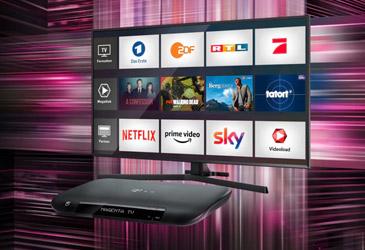 MagentaTV bestellen und Sky 1 Jahr kostenlos nutzen