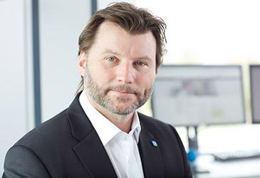 Geschäftsführer Kai-Uwe Flormann richtet sich an alle TK-World Partner