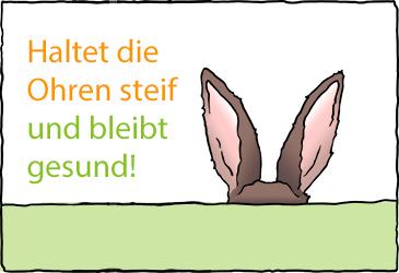 Die TK-World wünscht Ihnen frohe Ostern 2020!