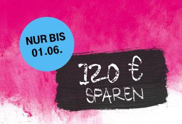 Telekom MagentaMobil: Top-Smartphone bestellen und 120 € sparen
