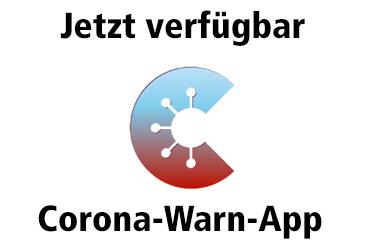 Corona-Warn-App zur Nachvervolgung von Infektionsketten