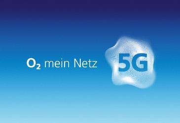 O2 5G-Netz offiziell gestartet