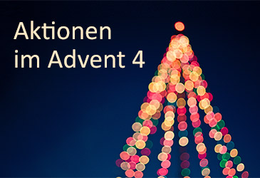 TK-World Adventsaktion 4: Alle bisherigen Aktionen laufen gleichzeitig
