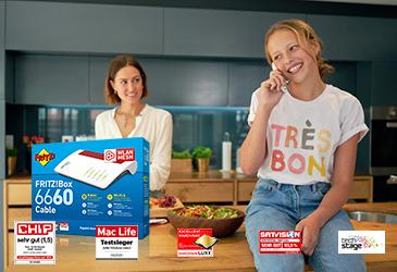 FRITZ!Box zum Vodafone Kabel nur bei der TK-World und nicht bei Vodafone buchbar!