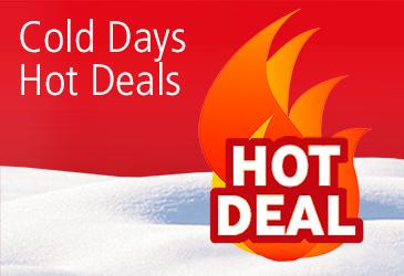 3 heiße Vodafone Deals zur kalten Jahreszeit