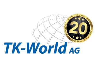 TK-World feiert 20-jähriges Firmenjubiläum